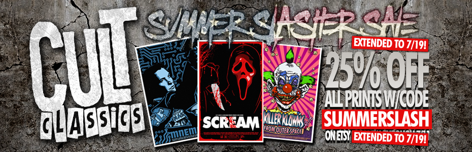 SALE: Our SUMMER SLASHER SALE is Extended through to 7/19! Save 25% on Orders – FREE SHIPPING with Orders Over $35!