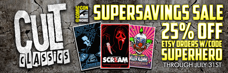 SALE: Save 25% Off ALL Orders through July 31st for our SUPER SAVINGS EXTRAVAGANZA!